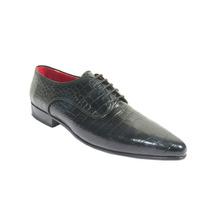 Zapato En Cuero Italiano Máximo Vallejos