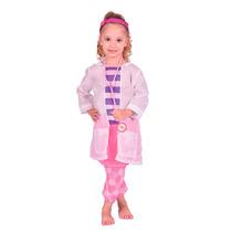 Disfraz Doctora Juguetes Original Newtoys Talle 0 1 2 Disney