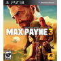 Max Payne 3 Complete Edition + Juego Extra | Digital Ps3