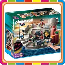 Playmobil 5139 Piratas Fortaleza De Soldados - Mundo Manias