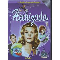 Hechizada - La Segunda Temporada Completa 5 Dvds Nuevo Z4