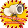 Instalación Incluída!!! 1 Cámara Seguridad Conectada A Tu Tv
