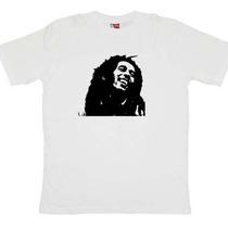 Remeras Y Buzos Bob Marley En Vinilo!