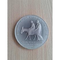 Medalla Conmemorativa 2000 Años Nacimiento De Jesucristo