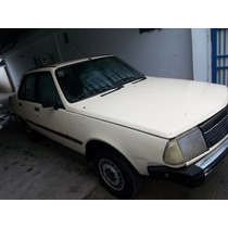 Renault 18 Gtx2 Gnc 1987