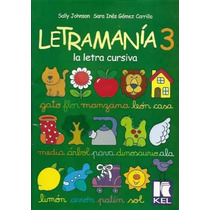 Letramania 3-edit. Kel- Nuevos Originales