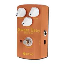 Pedal Joyo Jf36 Sweet Baby Overdrive Para Guitarra