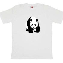 Remera Y Buzos Estampadas Oso Panda En Vinilo!