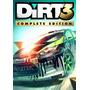 Dirt 3 Complete Edition Juego Pc Steam Original Platinum
