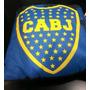 Almohadón Programado Boca Juniors Bostero Almacen D Sonrisas