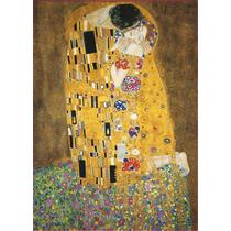 Rompecabezas Ravensburger De 1500 Piezas: El Beso De Klimt