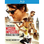 Blu-ray Mission Impossible Rogue Nation / Mision Imposible 5