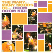 Cd Boom Boom Kid - The Many Many Moods Of... Reedicion 2013