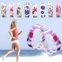 Reloj Pulsera Mujer Digital Silicona Estampado Por Mayor 10u