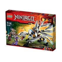 Lego Ninjago 70748 Nuevo En Stock
