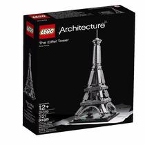 Lego Arquitectura - Torre Eiffel - 21019