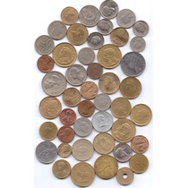 Lote Iii De Monedas 50 De America