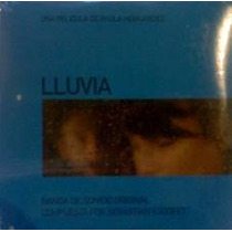 Lluvia - Banda De Sonido Original - Sebastián Escofet (cd)