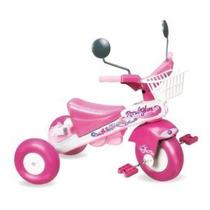 Triciclo Rondi City Glam Moto Con Celular Niñas