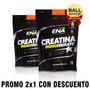 Creatina Monohidrato Promo 2x1 Ena 300 G + 300 G