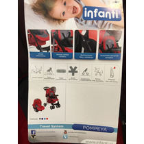 Infanti Travel System Pompeya E30