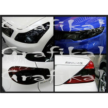 Vinilo Fume Oracal Para Opticas Autos Motos Tuning 60cmx50cm