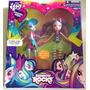 My Little Pony Hasbro Disney Equestria Girls Pack X 2 !!!