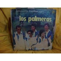 Vinilo Los Palmeras Saboreando Cumbias P3