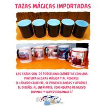 Tazas Magicas Importada - Dia Del Padre -regalo Original