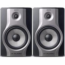 M-audio Bx8 Carbon Monitor De Estudio Profesional 260w Par