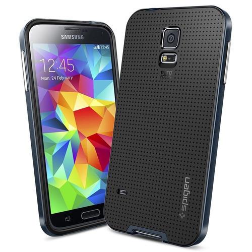 ad46243c24d Funda Sgp Tipo Neo Hybrid Samsung S6 Edge S5 S4 Mini + Film. Precio: $ 159  96 Ver en MercadoLibre