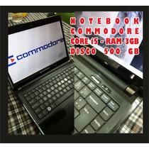 Notebook I5 2gb 320gb Commodore Permuto