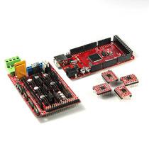 Kit Arduino Mega 2560 + Ramps 1.4 + 4 A4988 Para Reprap 3d
