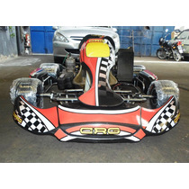 Karting Crg Road Rebel C/motor Parilla Aguatero