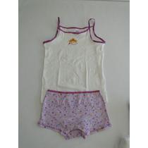 Pijama De Verano Nena Oshkosh 2 Piezas T.10 (para 7-8 Años)