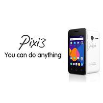 Alcatel One Touch Pixi 3 4 Pulgadas - Liberado De Fabrica -