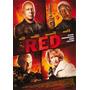 Dvd Red Con Bruce Willis Y Morgan Freeman Nueva A $49,90