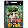| Worms Ultimate Mayhem Juego Ps3 Store | Microcentro |