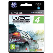 | Wrc 4 Juego Ps3 Store | Microcentro |