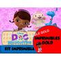 Kit Imprimible Candy Bar La Doctora Juguetes Golosinas