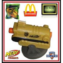 Pistolas Nerf N-strike - Mc Donalds Hasbro Nuevas 3 Modelos