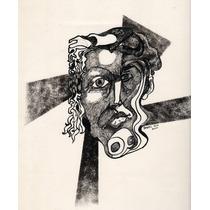 Nº 199 - Dibujo A Tinta Original De Daniel Luis Gil.