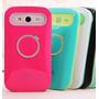 Funda Samsung Galaxy S3 I9300 I-glow Fluo Apoya Protector