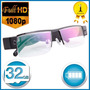 Gafas Espia Camara Full Hd 1920x1080 32gb Audio La Plata