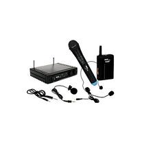 Microfono Skp 271uhf Inalambrico Mano Nuca / Open-toys Avell