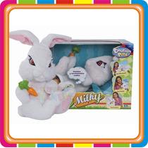 Milky - Conejo - Emotion Pets - Original - Mundo Manias