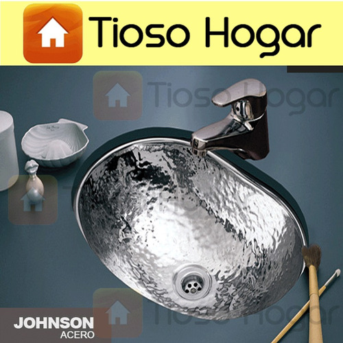Combo bacha cocina johnson grifer a monocomando latina for Bachas de cocina johnson