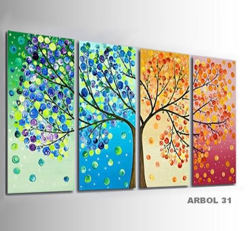 Cuadros modernos abstractos flores etnicos musicales - Como pintar un cuadro moderno ...
