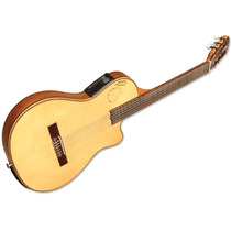 Guitarra Criolla Clasica Gracia Gold T/ Godin C/ Ecualizador