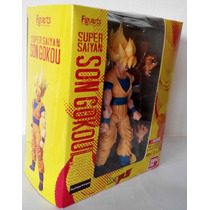 Dragon Ball Z Goku Vegeta Gohan 5 Pers Simil Bandai Figuart